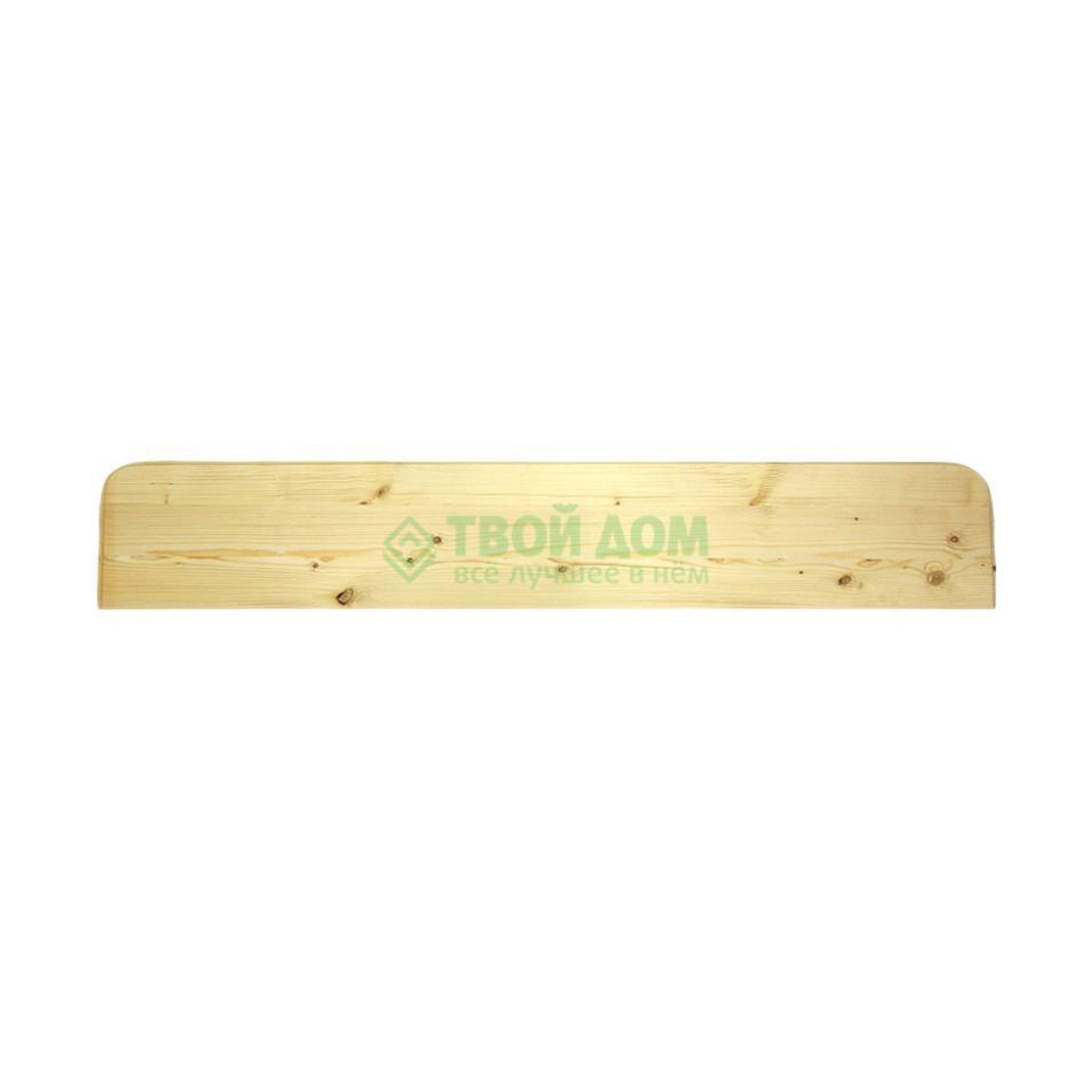 Купить Подоконник Noname 40Х200Х1100 Хвоя, подоконник, Россия, светло-коричневый, хвоя