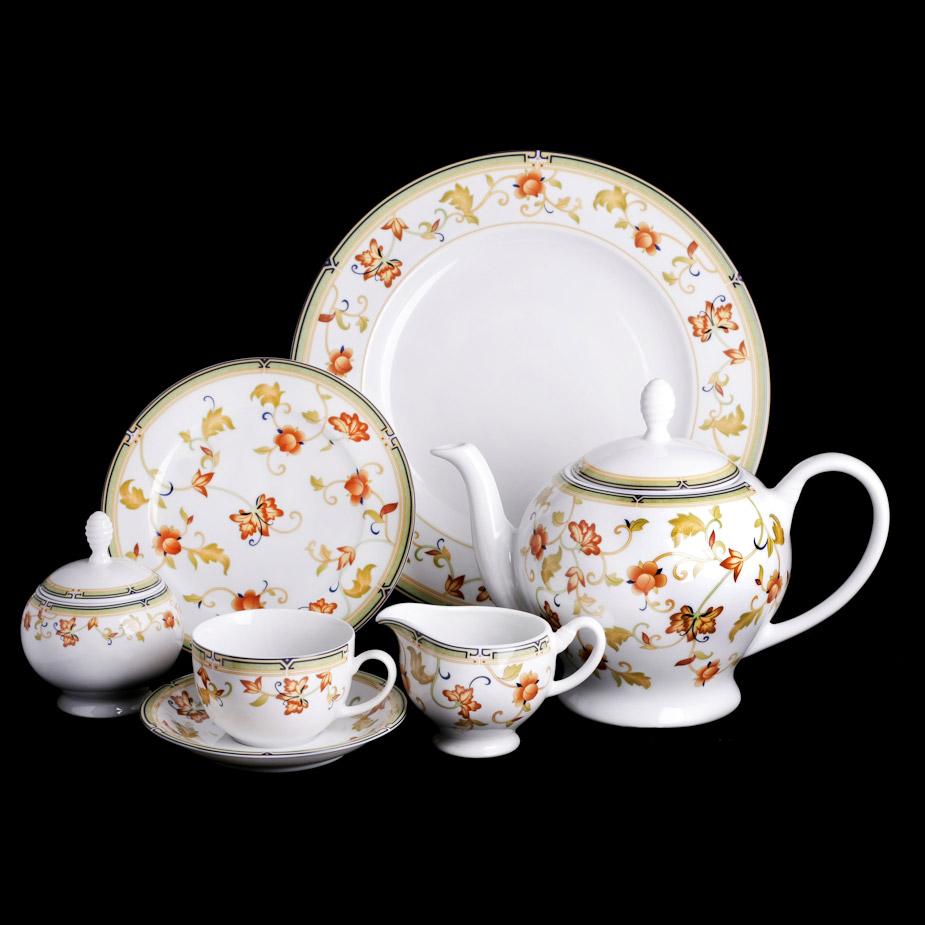 Сервиз чайный Tirschenreuth Аутумн 16 предметов
