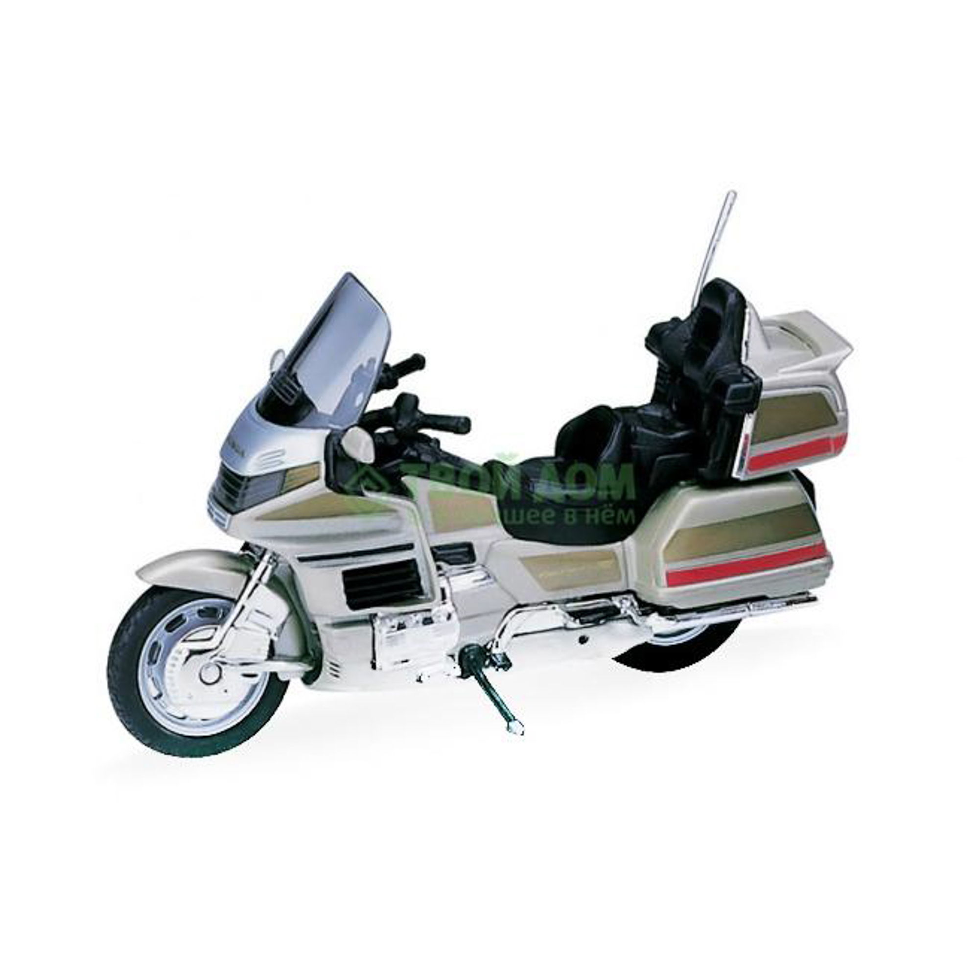 Мотоциклы Welly 1:18 Motos Honda Gold Wing (12148)