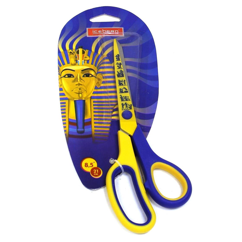 Ножницы офисные Египет 21 см