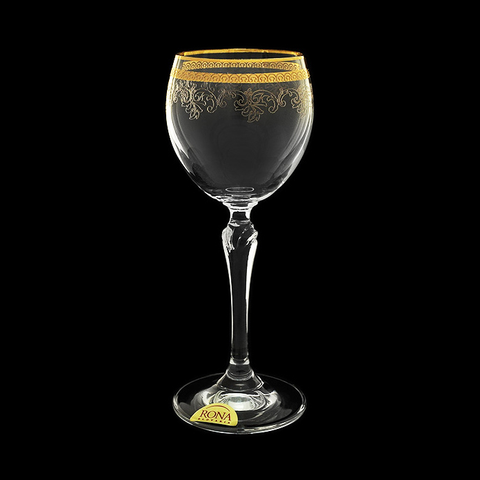 Набор бокалов для вина Rona Люция 6 шт 150 мл набор бокалов rona esprit 260 мл 6 шт