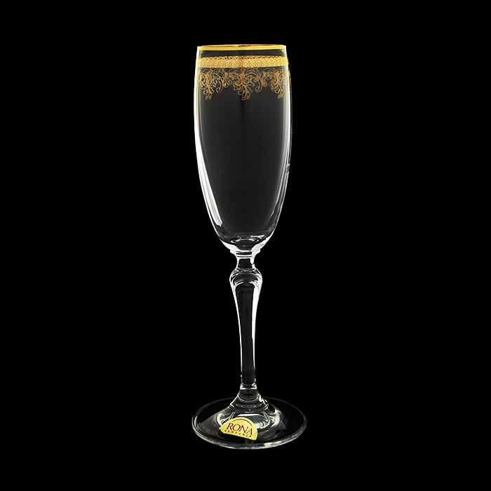 Фото - Набор бокалов для шампанского Rona Люция 6 шт 160 мл набор бокалов rona celebration 400 мл 6 шт