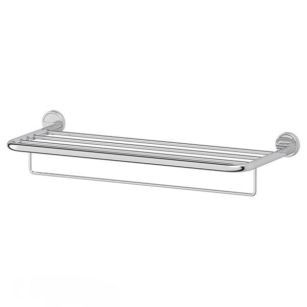 Полка-держатель для полотенец Fbs Luxia 70 см LUX 043 недорого
