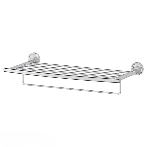 Полка-держатель для полотенец Fbs Ellea 60 см ELL 042.