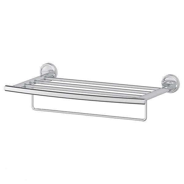 Полка-держатель для полотенец Fbs Ellea 50 см ELL 041.