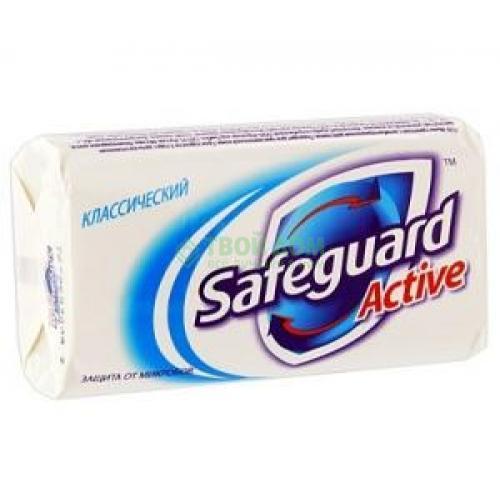 Мыло туалетное SAFEGUARD Классический