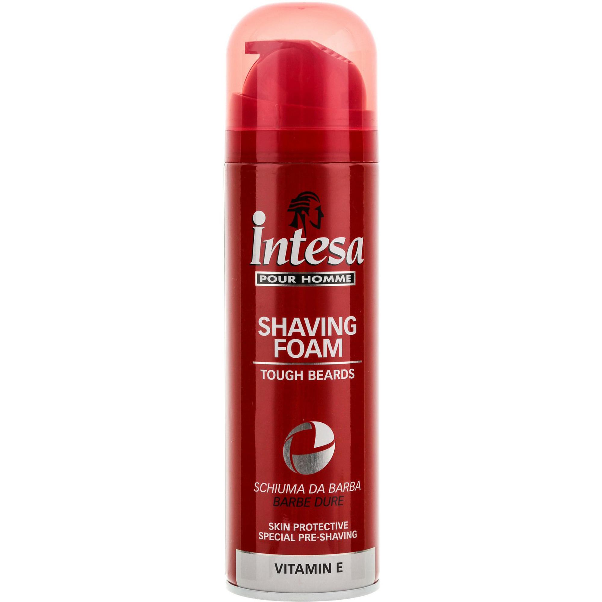 Пена для бритья Intesa Vitamin Е 300 мл