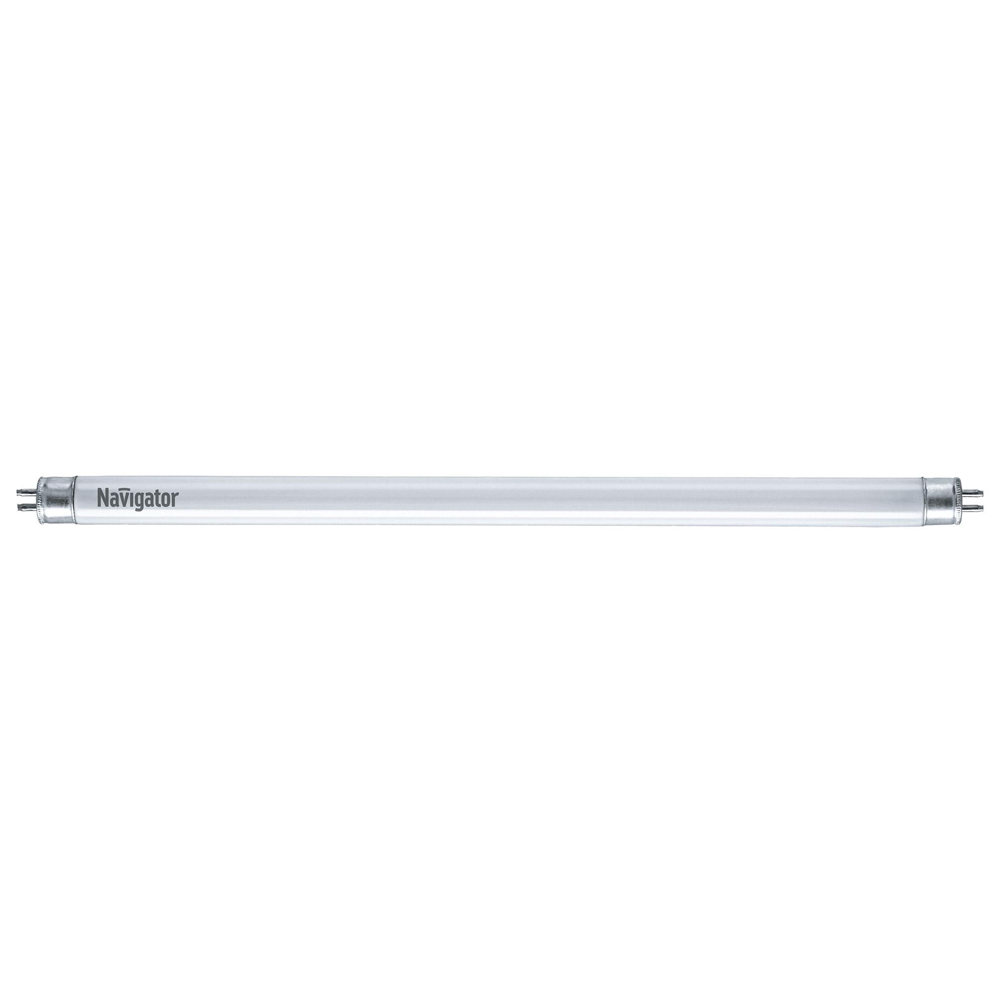 Фото - Лампа люминесцентная Navigator T5 6Вт цоколь G5 (холодный свет) лампа люминесцентная navigator t5 6вт цоколь g5 холодный свет