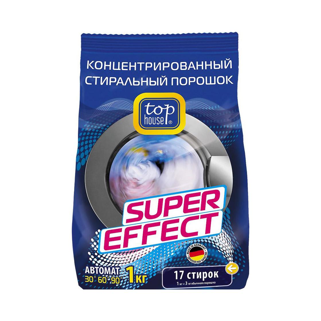 Стиральный порошок Top House Super Effect 1 кг