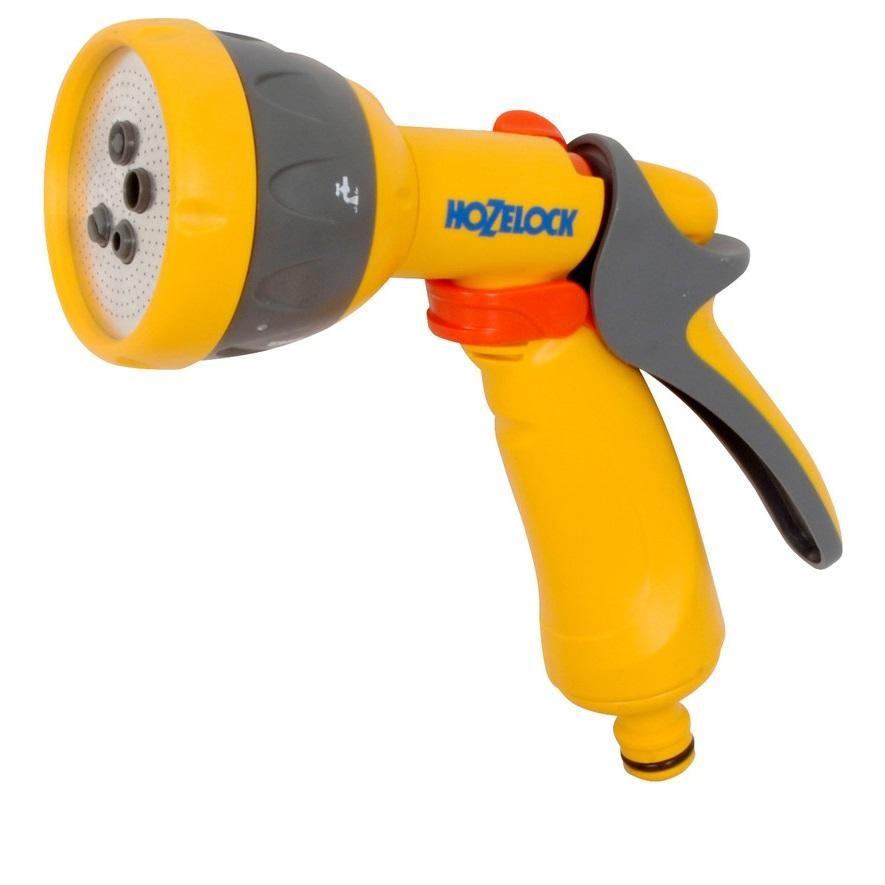 Пистолет-распылитель Hozelock 2676 5 режимов( Multi Spray+2185)
