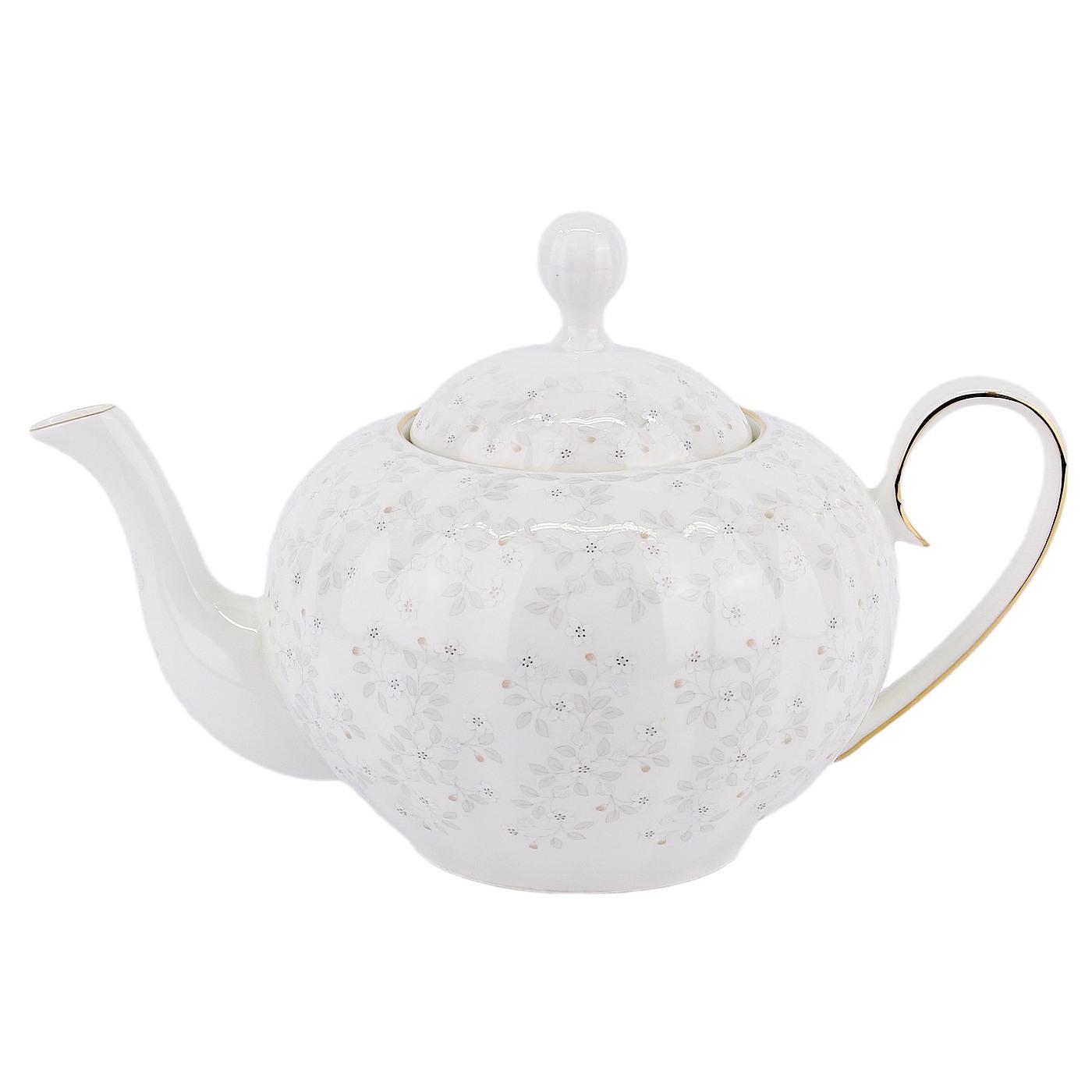 Чайник заварочный Hatori Джулия Беж 1,5 л