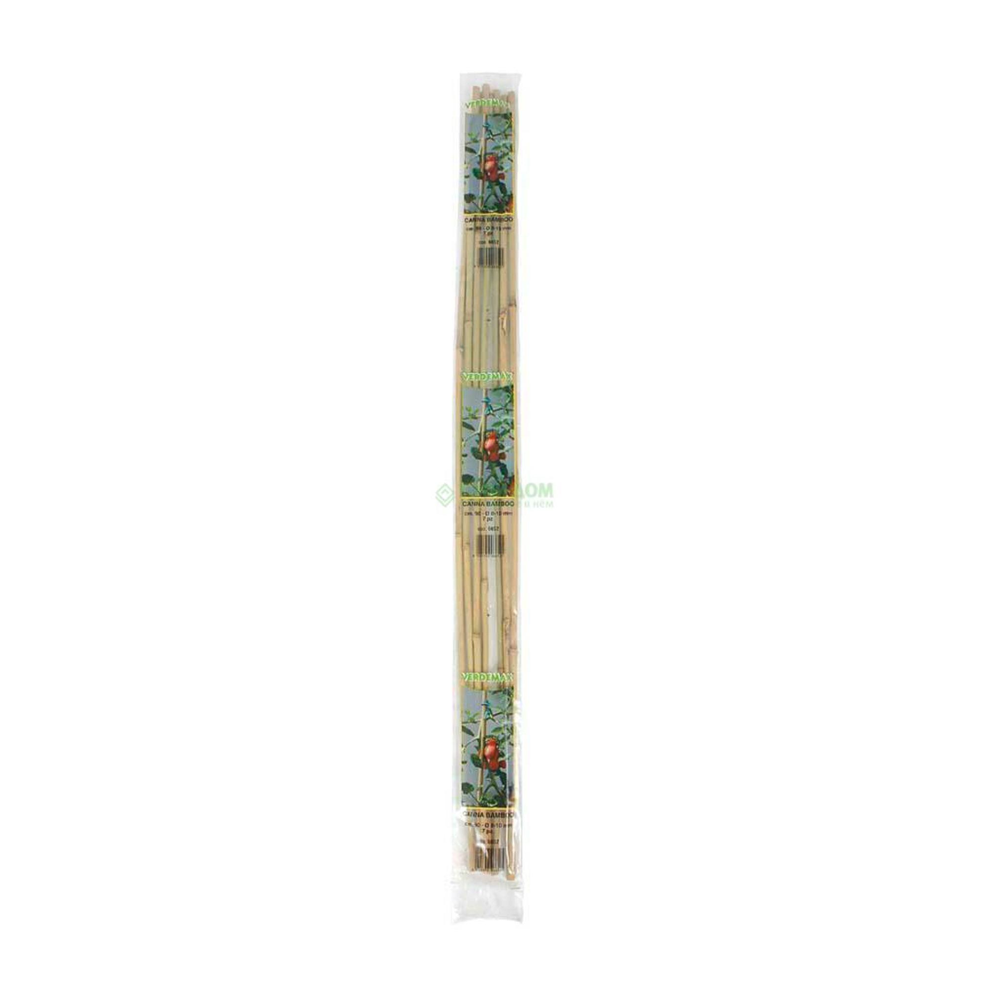 Садовое ограждение Verdemax Палки бамбуковые 6652