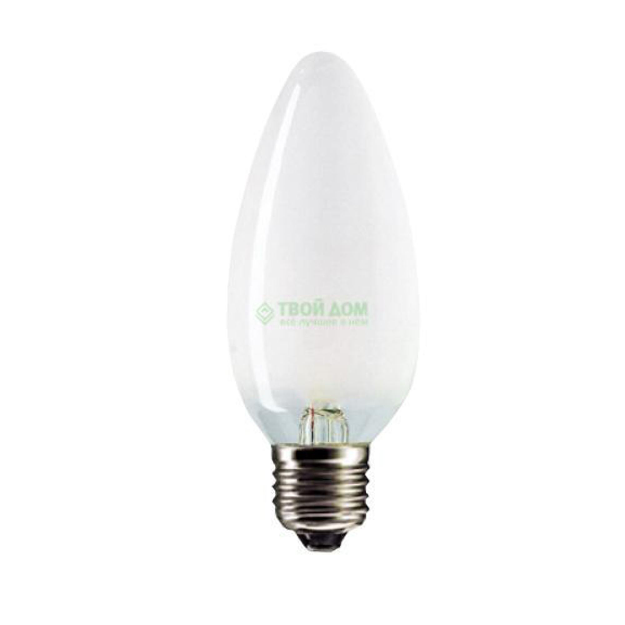 Лампочка PHILIPS LAMPS B35 60W E27FR