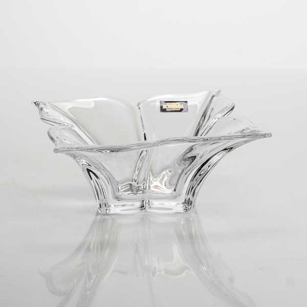 Салатник Crystalite Bohemia Флорал 20,5 см