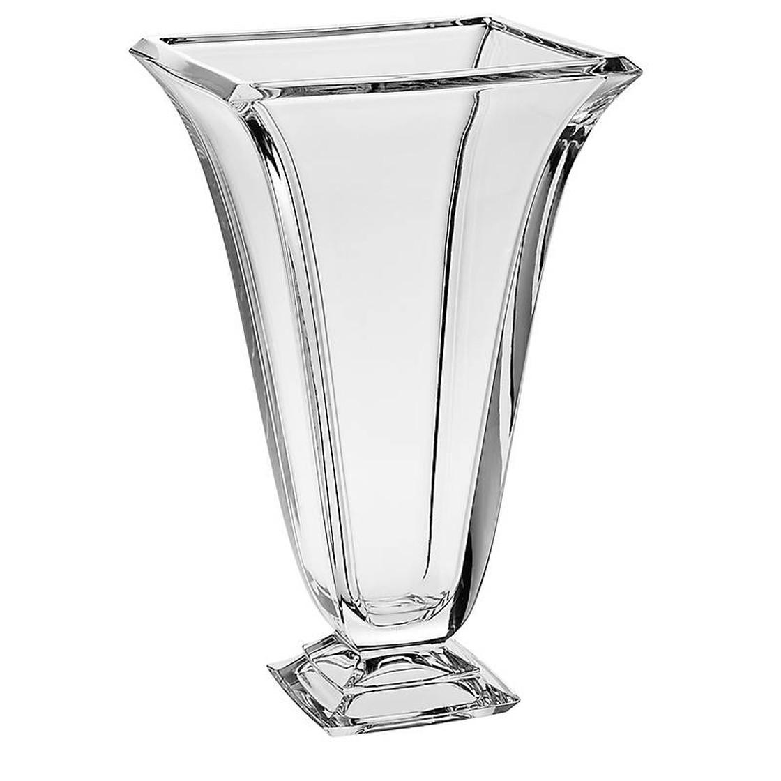 Фото - Ваза Crystal Bohemia Prince 25,5 см ваза crystal bohemia diamond 12 см