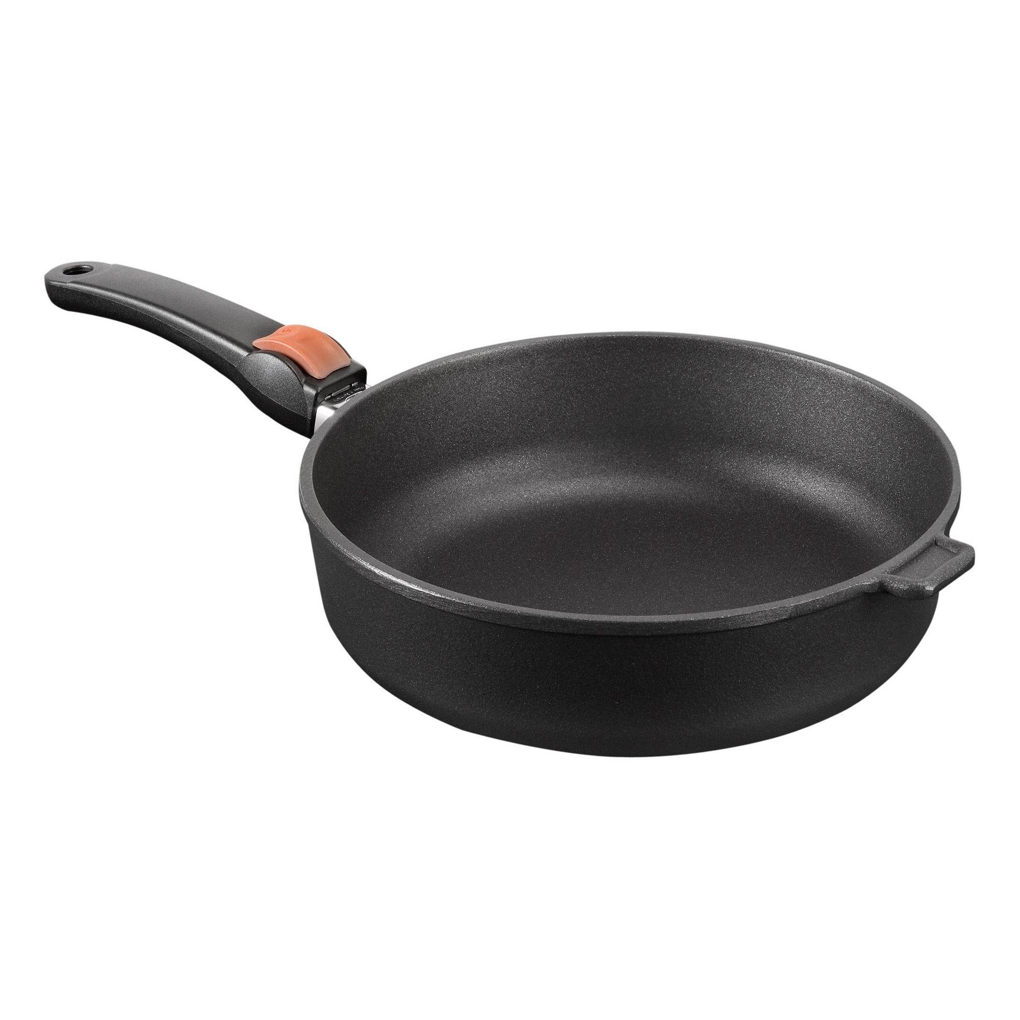 Сковорода с индукционным дном 28 см SKK (023814) фото