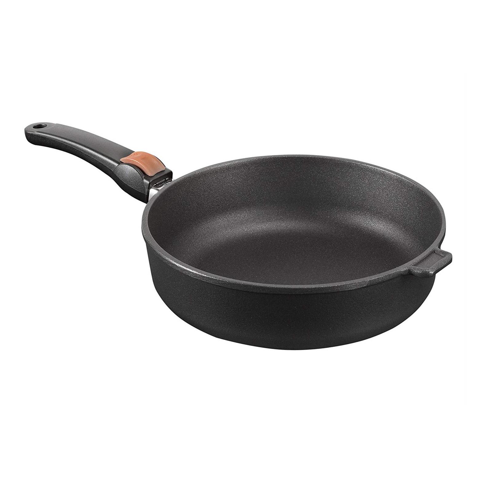 Сковорода с индукционным дном 24 см SKK фото