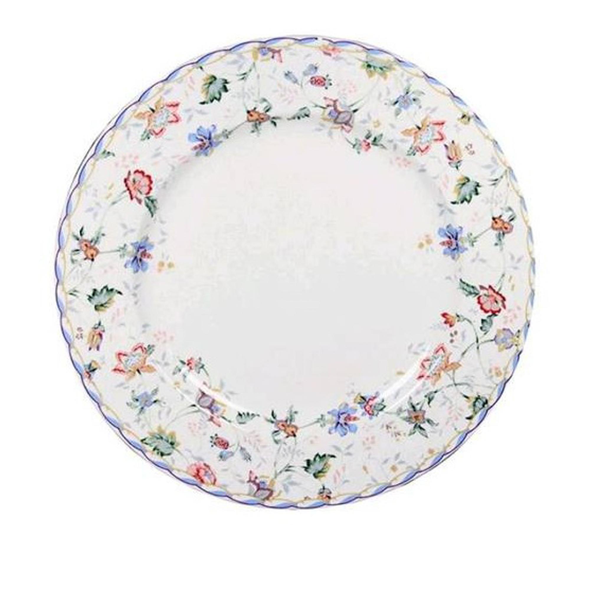 Тарелка обеденная IMARI Букингем 25 см фото