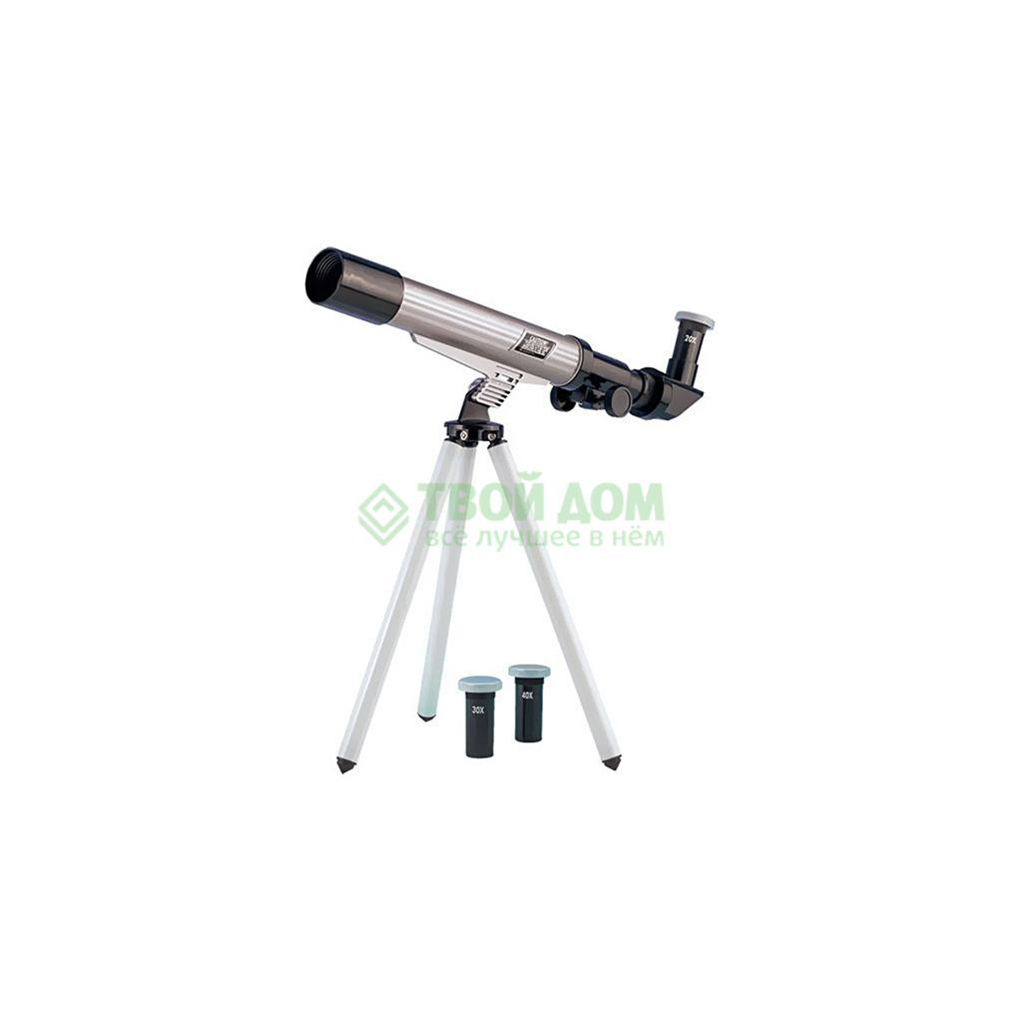 Игровой набор Edu toys Телескоп 20х30х40 edu-toys (TS023).