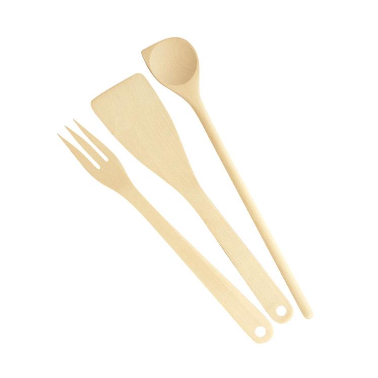 Набор кухонных аксессуаров Tescoma Woody 3 шт colibri набор кухонных аксессуаров