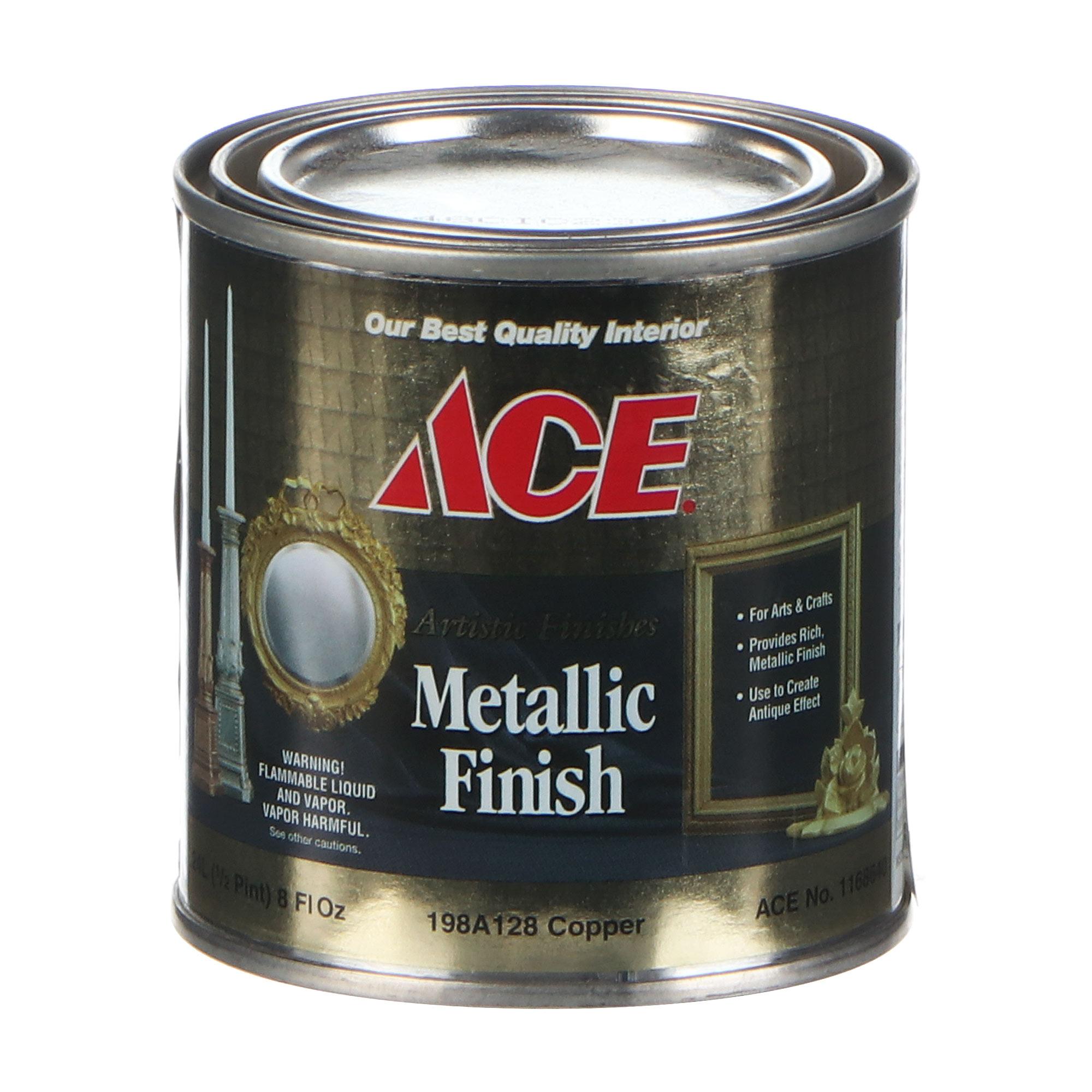 Краска Ace Hardware Metallic Finish Copper 2,4 л