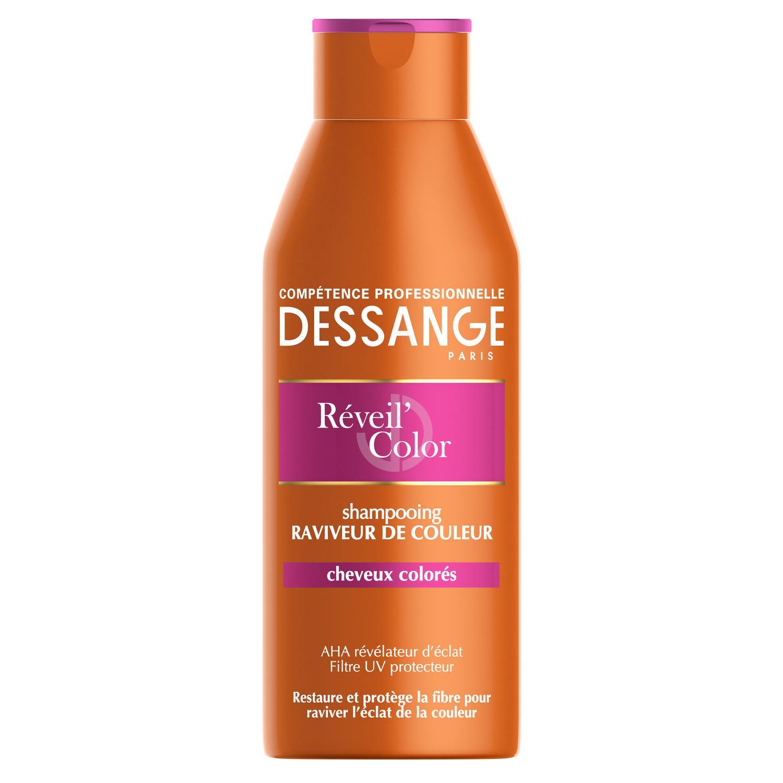 Шампунь L'Oreal Jacques Dessange Экстра-Блеск для окрашенных и мелированных волос 250 мл.
