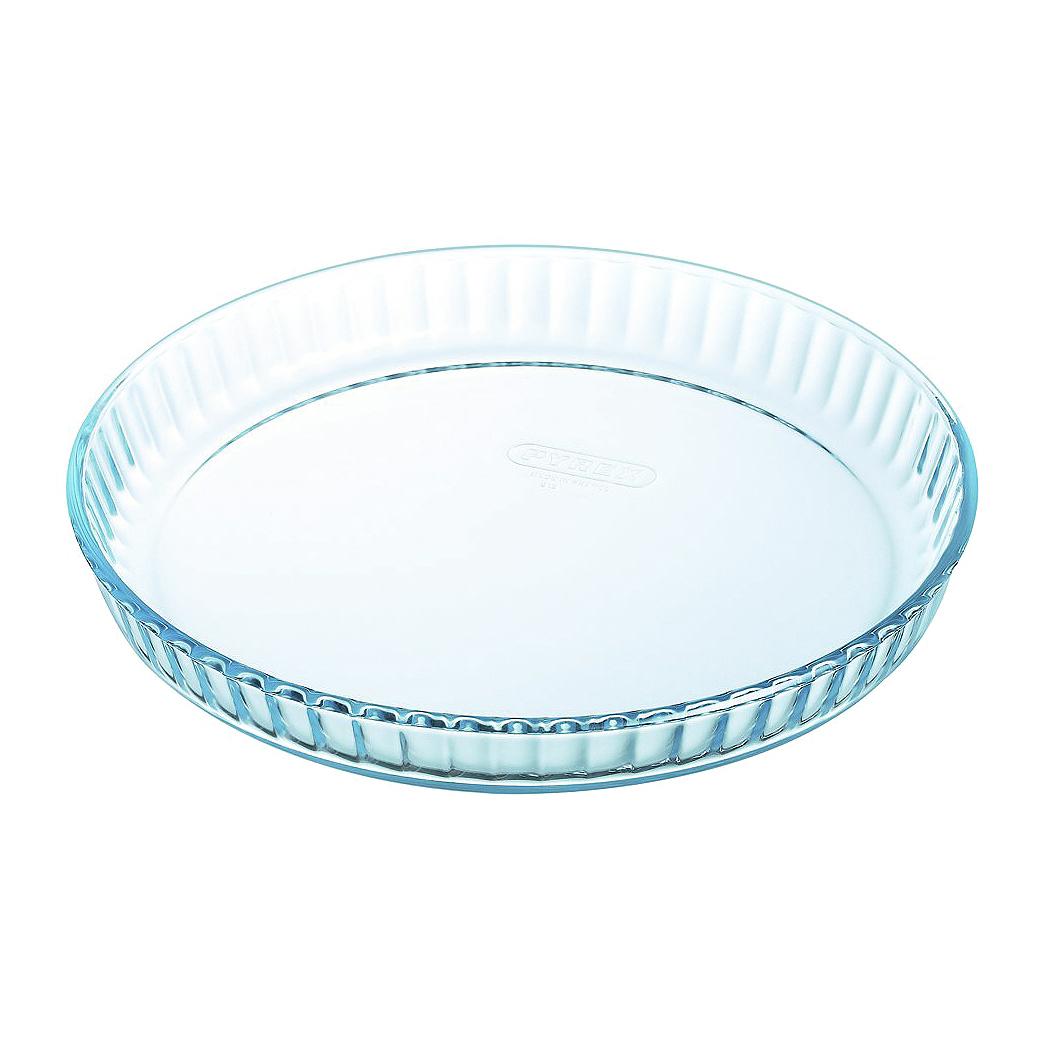 Форма для выпечки Pyrex Bake & Enjoy Glass Круглая 27 см (813B000/5046/6146)