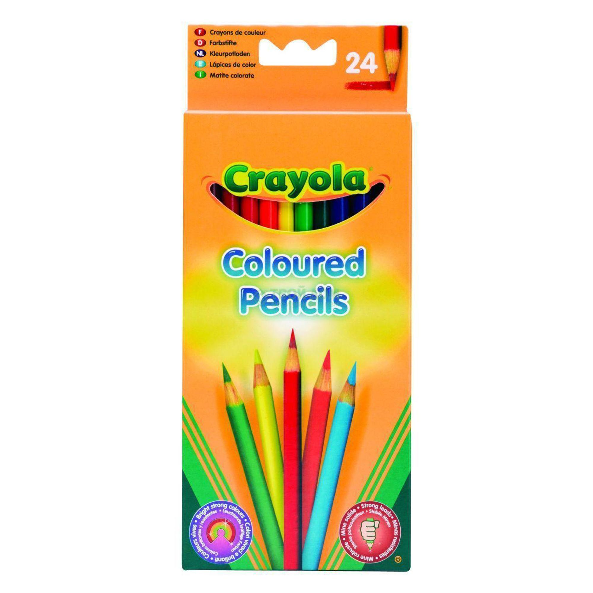 Купить Crayola Карандаши цветные (3624), Великобритания, Наборы для рисования