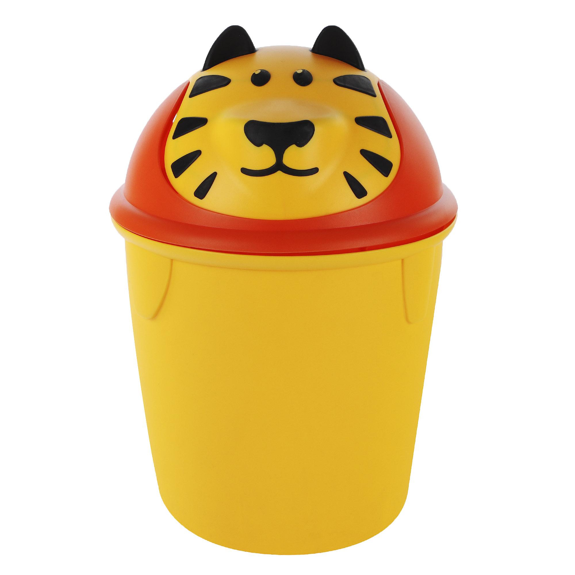 Контейнер для мусора Curver тигрёнок