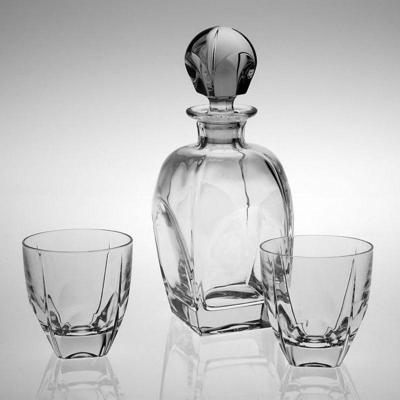 Набор для виски 7шт fjord Crystal Bohemia (990/99999/9/37700/358-709) набор для виски 7 шт samurai crystal bohemia 990 99999 9 22615 789 709