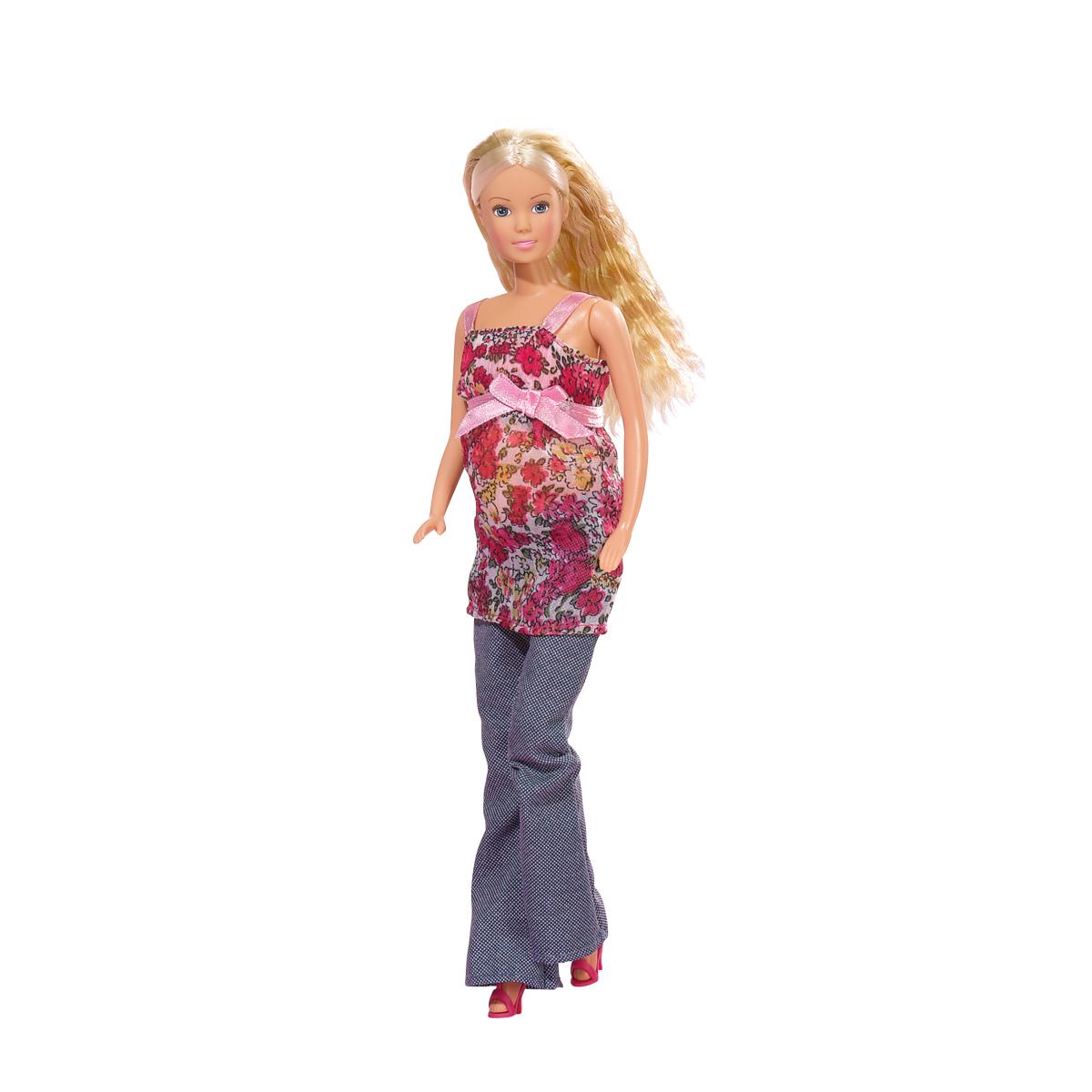 Кукла Simba Steffi Love беременная в ассортименте 29 см недорого
