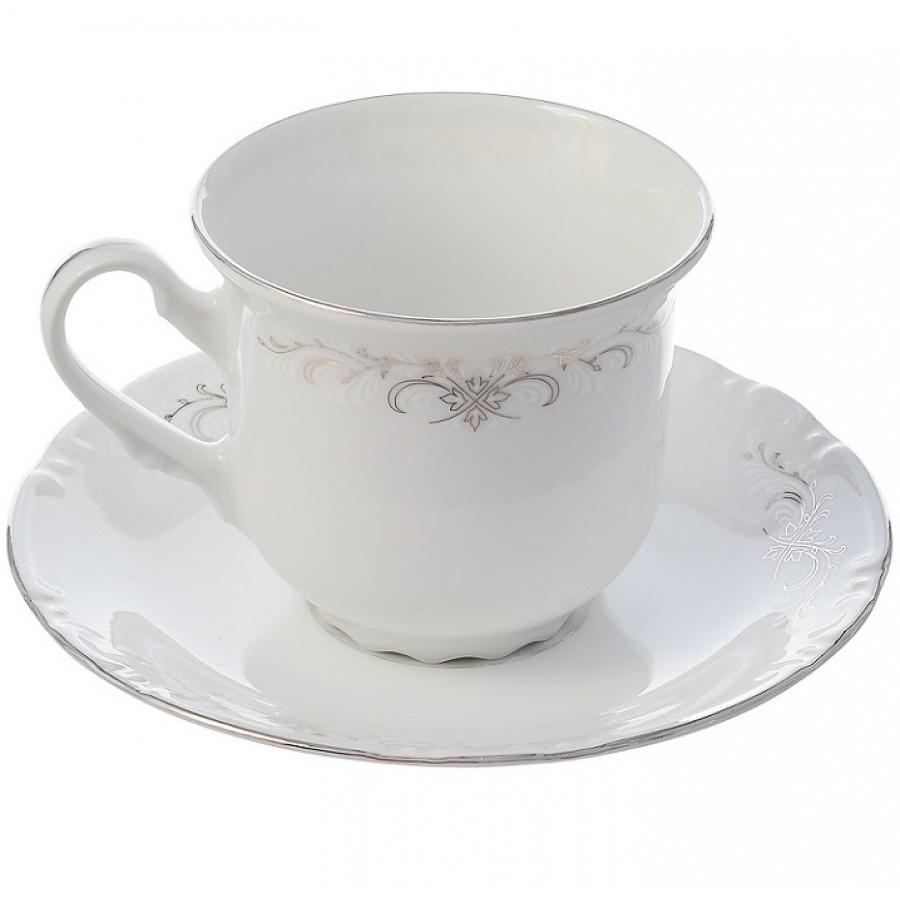Чашка с блюдцем Thun 1794 Constance 230 мл чашка с блюдцем весна windsor