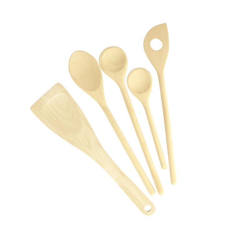 Набор кухонных аксессуаров Tescoma Woody 5 шт colibri набор кухонных аксессуаров