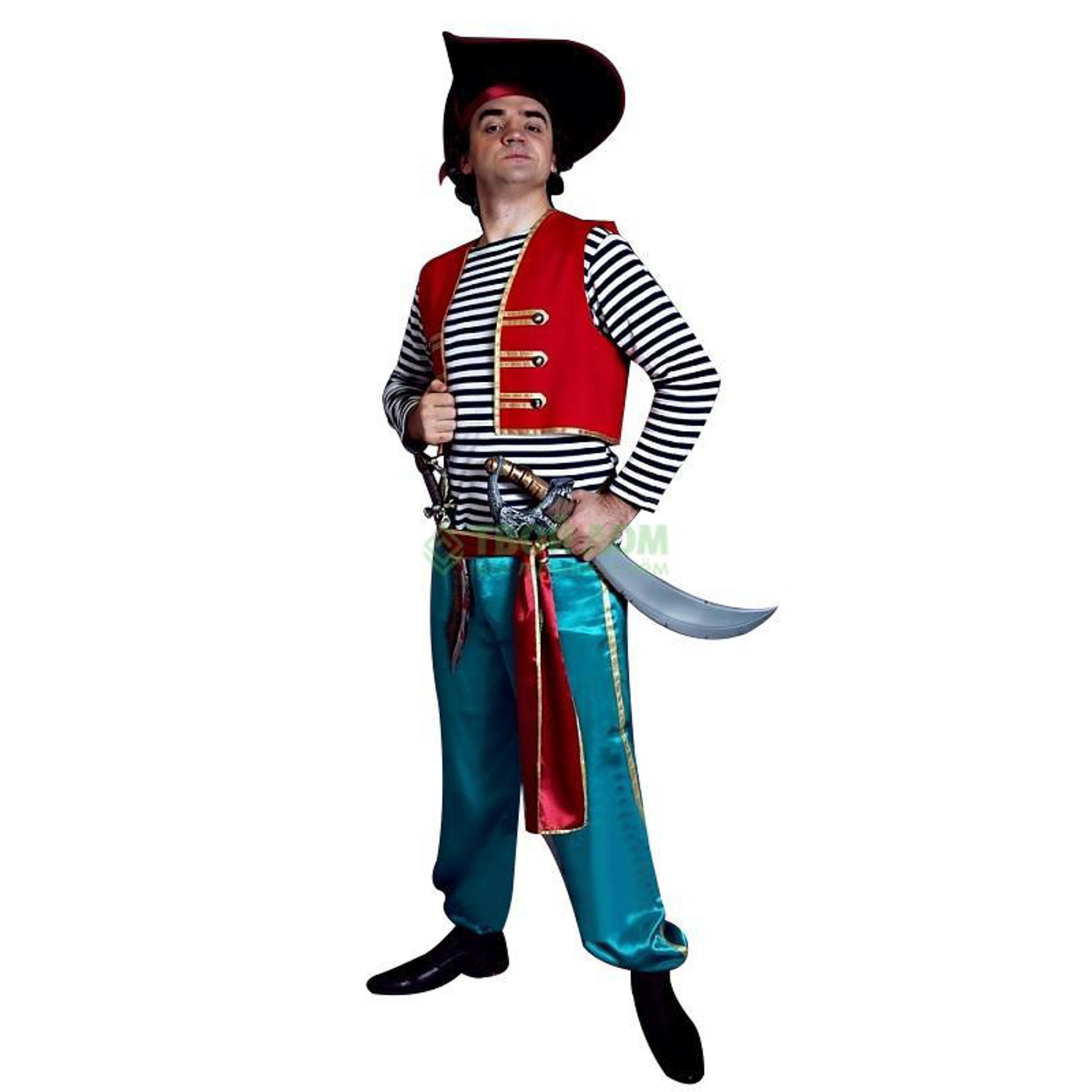 Артэ-грим Костюм пират 1 р.50