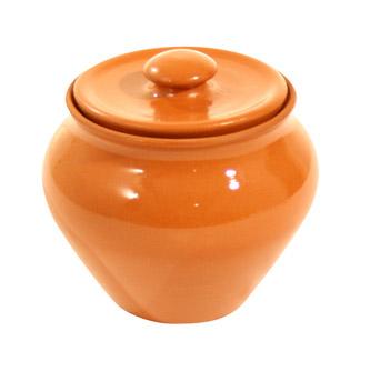 Горшок для запекания Вятская керамика 0,5 л