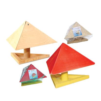 Кормушка для птиц Зонтик Комплект-Арго