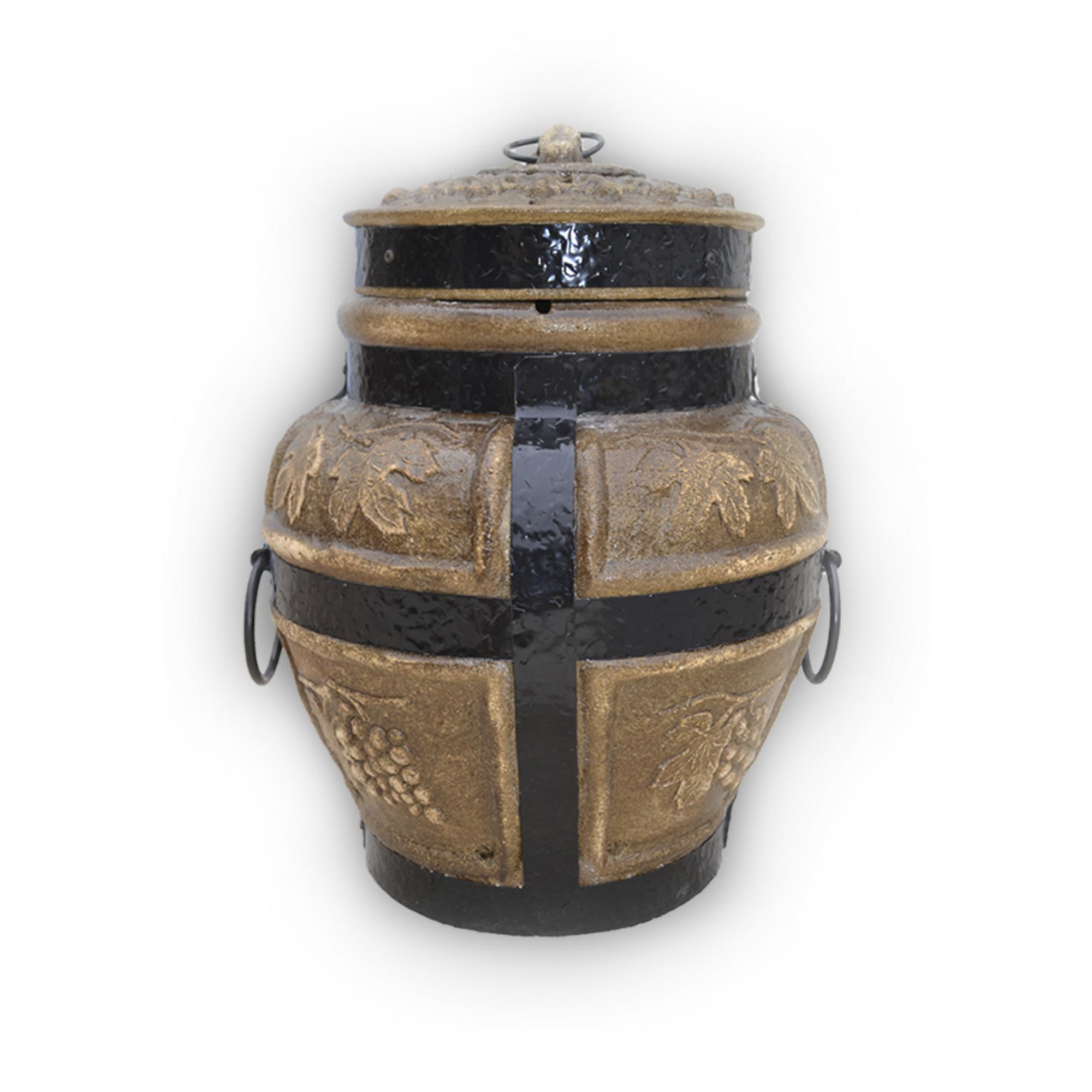 Тонир Tandur угольный малый 40 см очаг tandur подсолнух 67 см