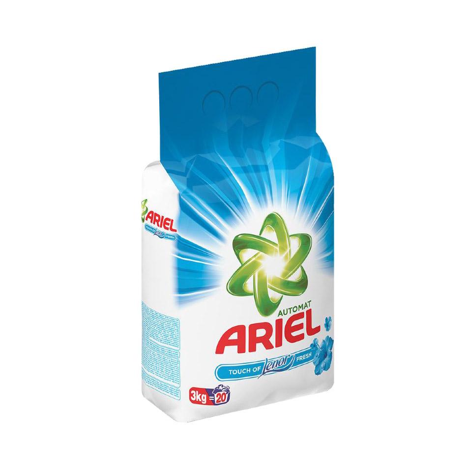 Стиральный порошок Ariel Автомат Эффект Lenor 3 кг