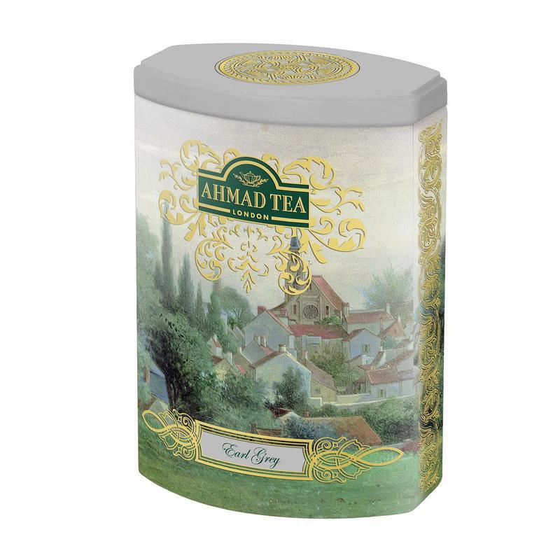 Чай Ahmad Tea Earl Grey черный с бергамотом 100 г чай черный beta tea earl grey 250 г