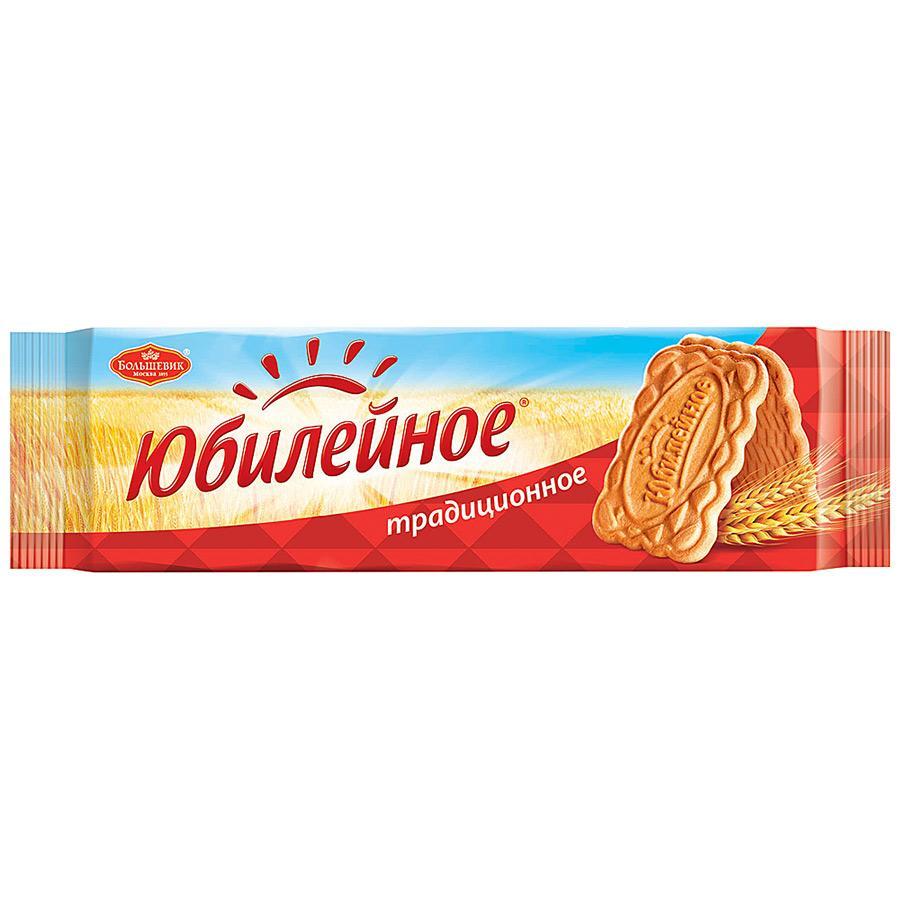Печенье Юбилейное традиционное, 112 г