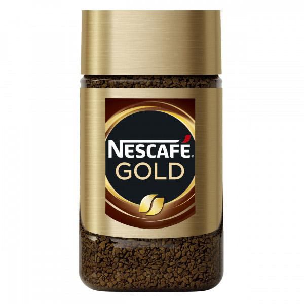 Кофе растворимый Nescafe Gold 47,5 г