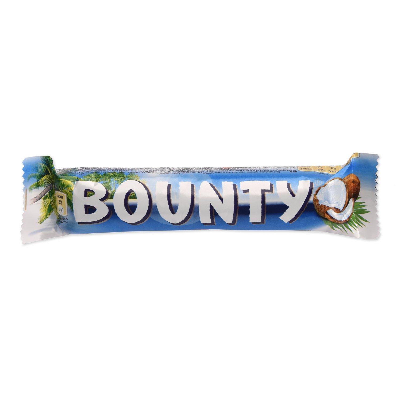 Шоколадный батончик Bounty, 55 г