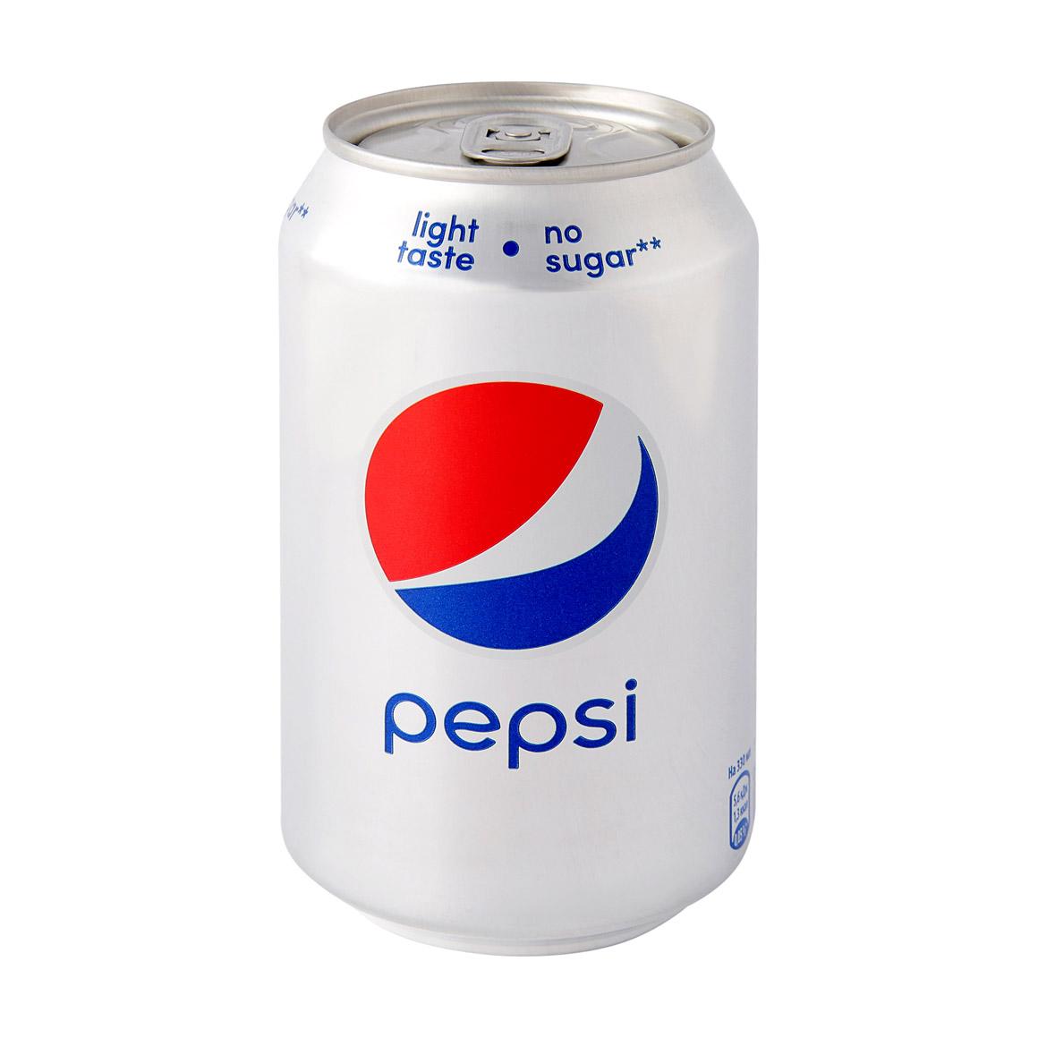 Напиток газированный Pepsi Light 330 мл фото