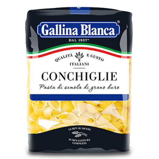 Фото - Макаронные изделия Gallina Blanca Fusilli 450 г макароны gallina blanca 450 г спагетти