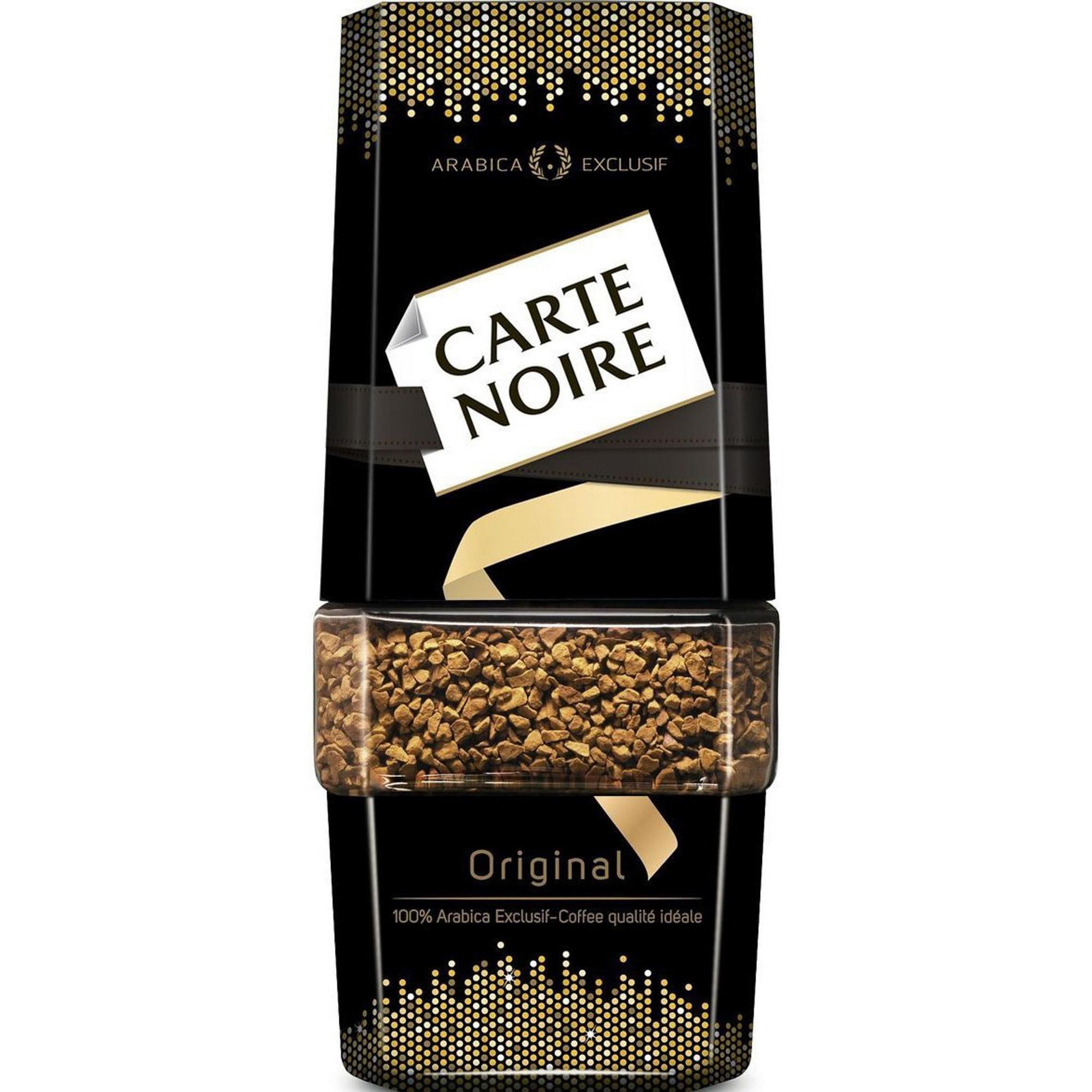 Кофе растворимый Carte Noire 95 г кофе растворимый carte noire 95 г