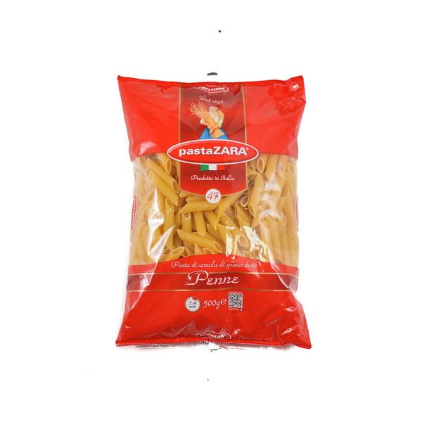 Макаронные изделия Pasta Zara №47 Перья 500 г