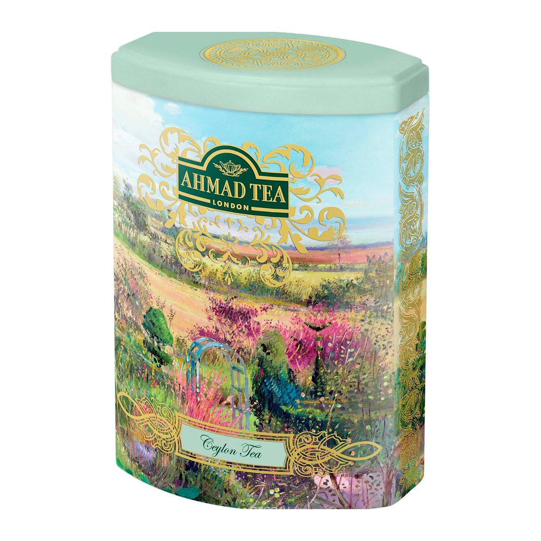Чай Ahmad Tea Ceylon Tea OP черный 100 г чай ahmad tea ceylon черный 25 пакетиков
