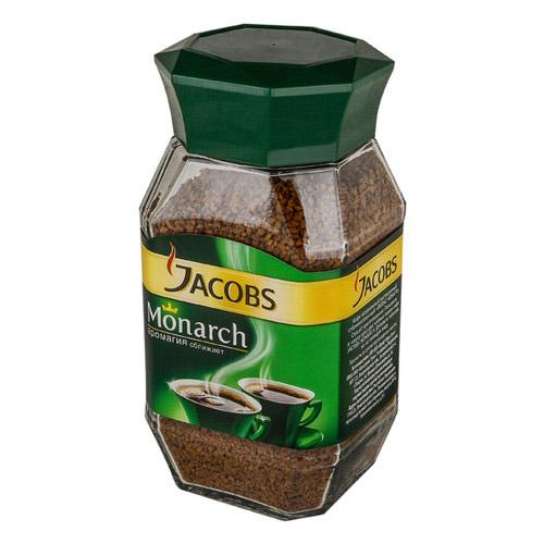 Кофе растворимый Jacobs Monarch 95 г недорого