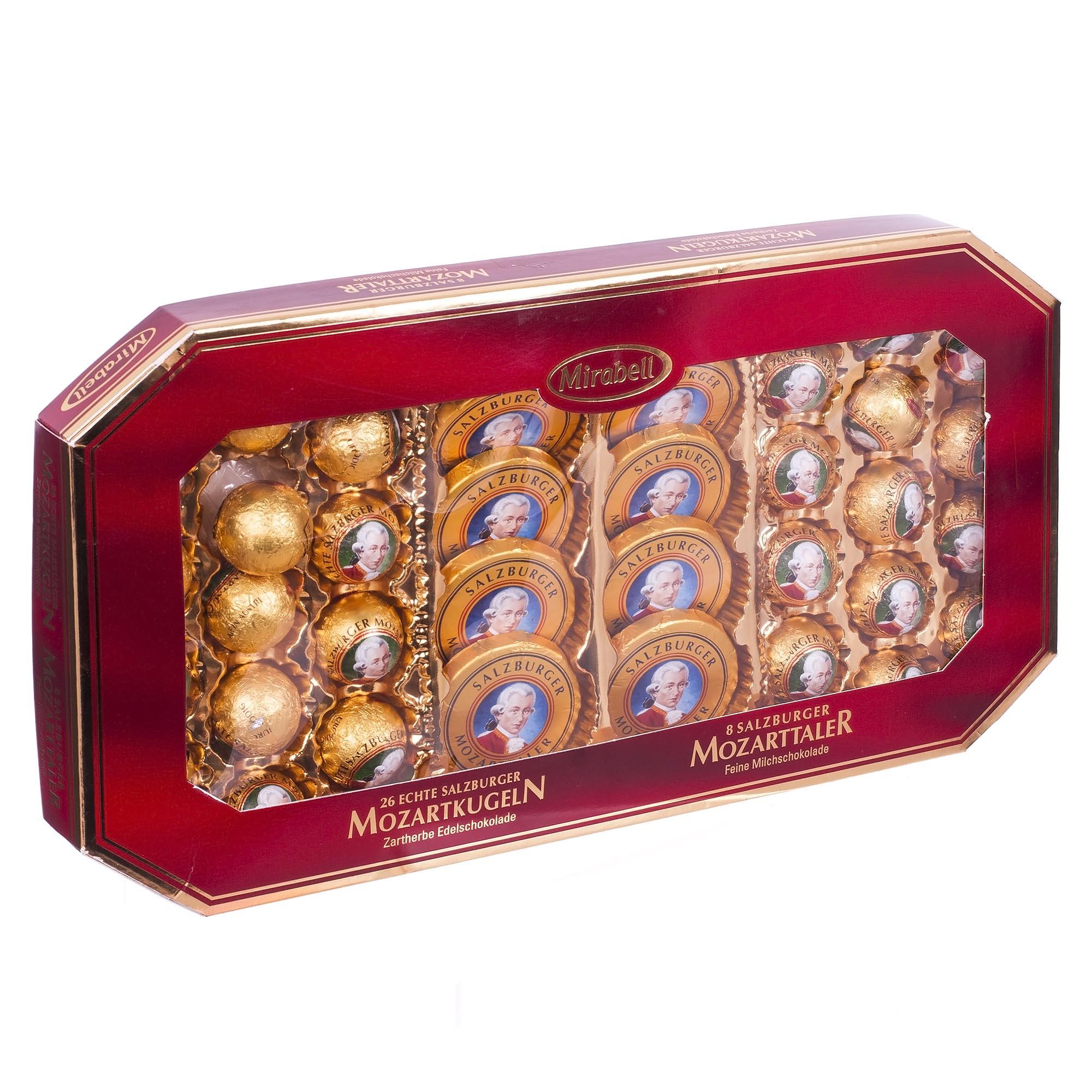 Набор конфет 600 г Моцарт (1410011)
