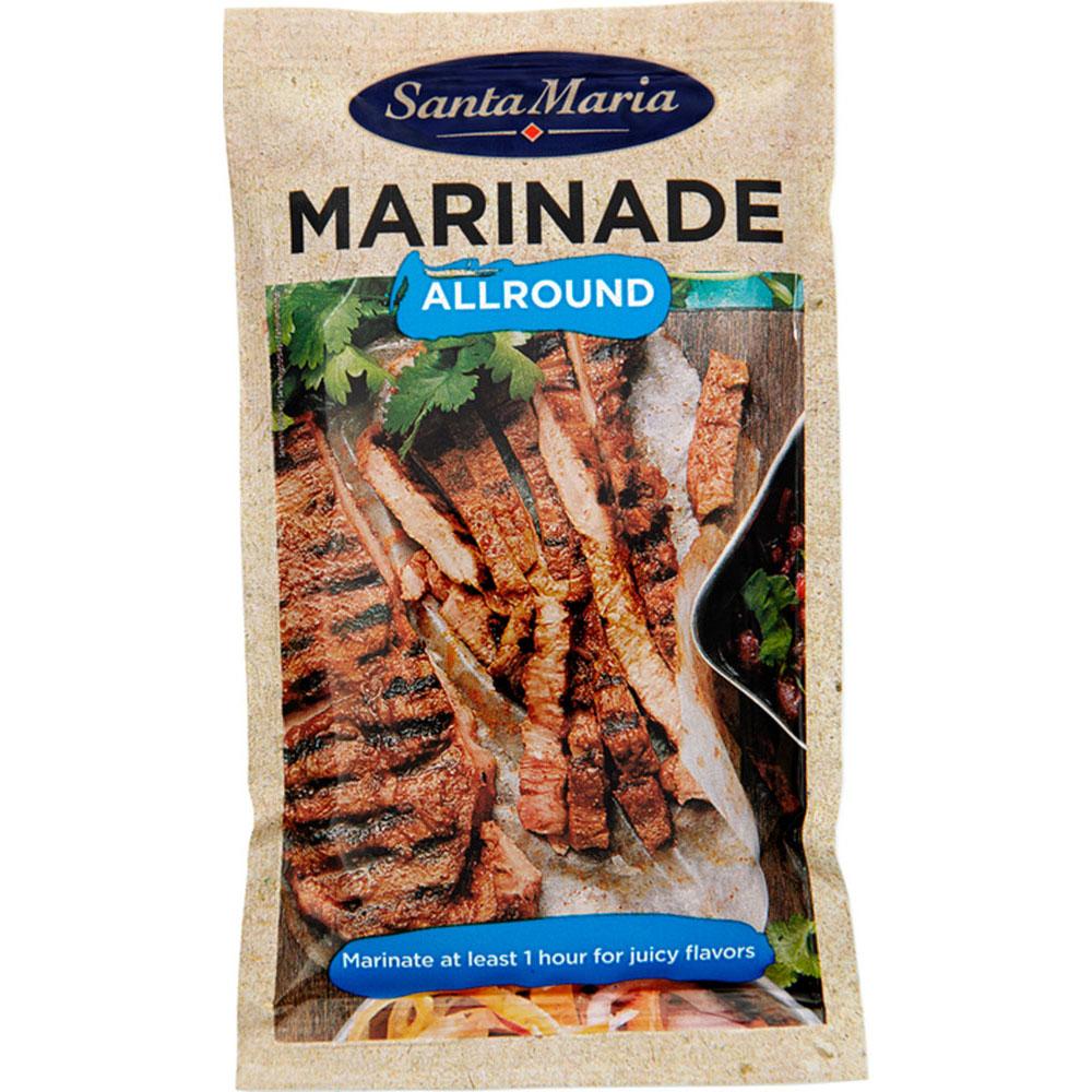 Фото - Маринад Santa Maria универсальный 75 г набор santa maria 2 вида томатных соусов santa maria